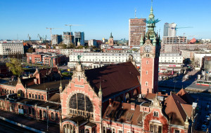 Brakuje 50 mln zł na remont dworca PKP w Gdańsku