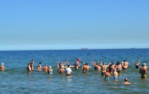 Aktywny weekend w biegu, w wodzie, na rowerze