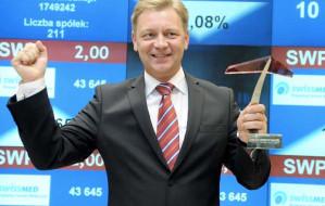 Gdański Swissmed wypuścił spółkę na  NewConnect