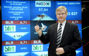 Gdańska spółka Blirt na NewConnect