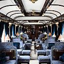 Luksusowa podróż pociągiem. Nie tylko Orient Express