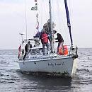 Jacht Lady Dana 44 wrócił z rejsu dookoła świata