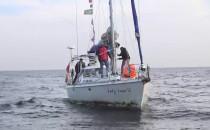 Jacht Lady Dana 44 wrócił z rejsu dookoła...
