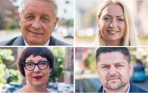 Mniej znani kandydaci na prezydenta Gdańska