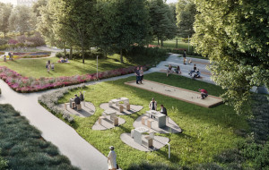 Park Centralny: budowa ruszyła, dyskusja trwa