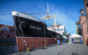 SS Sołdek ma już 70 lat