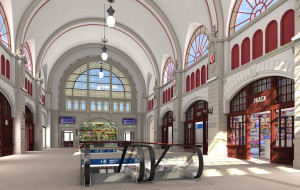 120 mln to za dużo. Nie będzie remontu dworca PKP w Gdańsku