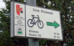 Przedłużono rowerowy Szlak Kłodawski