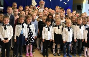 Aleksander Doba patronem Morskiej Szkoły Podstawowej