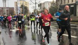 Deszczowa 5. edycja półmaratonu w Gdańsku