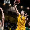 Koszykarze Arki Gdynia rozbici w czwartej kwarcie przez Lokomotiw Kubań Krasnodar