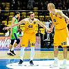 Koszykarze Arki Gdynia nie awansują w Eurocup. Porażka z Tofasem Bursa