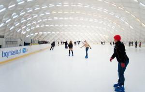 Lodowisko w Gdańsku otwarte od piątku, 16 listopada