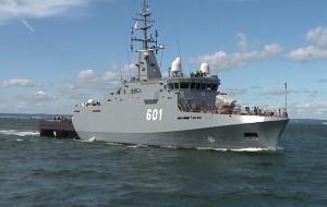Zwiedź okręty na 100 lat Marynarki Wojennej