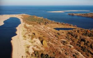 Ujścia trójmiejskich rzek i potoków do morza
