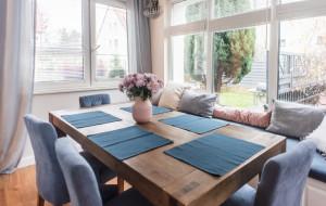 Jak oni mieszkają: sopockie mieszkanie z ogrodem