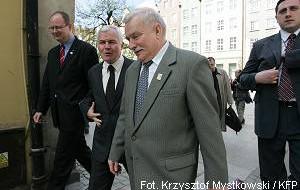 Tragikomedia o Wałęsie