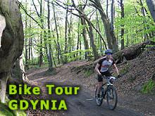 Bike Tour Gdynia Orłowo; 14.05.2005