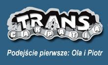 Transcarpatia 2005, podejście pierwsze: Ola i Piotr