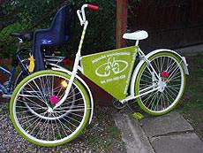 2 miesiące pierwszej wypożyczalni rowerów