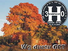 Harpagan 30, w przepięknych jesiennych barwach