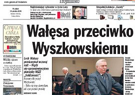 Wałęsa przeciwko Wyszkowskiemu