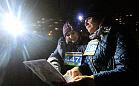 Nocny Sztubak: po pracy, wieczorową porą, w miejskiej scenerii
