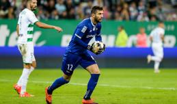 Dusan Kuciak oszczędził trenerowi Lechii Gdańsk trudnego wyboru