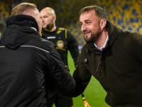 """Trener Arki Gdynia zapowiada konsekwencje za """"moment kretyństwa"""""""