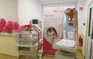 Przekazali nowe inkubatory dla kardiochirurgii dziecięcej