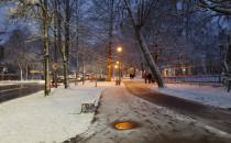 Niedziela pod znakiem śniegu