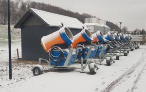 Stoki narciarskie czekają na mróz
