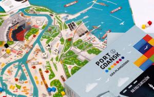 Port Gdańsk stworzył własną grę planszową