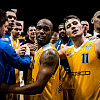 Koszykarze Arki Gdynia pokonali AZS Koszalin 77:72. Niespodziewanie zacięta końcówka