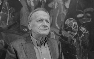 Nie żyje Adam Haras, profesor Akademii Sztuk Pięknych w Gdańsku
