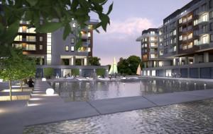 Apartamenty przy Wałowej z nową nazwą i projektem