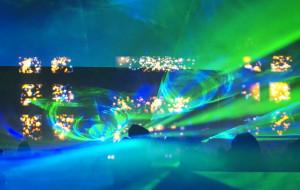 Lasery zamiast fajerwerków. Hit czy kit?