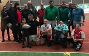 Noworoczne rugby. Zbigniew Mrozewski autorem pierwszego przyłożenia 2019