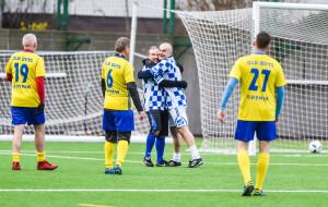Mecz noworoczny piłkarzy. Wielkie emocje w Gdyni. Bałtyk - Arka 2:1