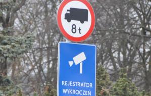 Ciężarówki w Oliwie już tylko z wjazdówką
