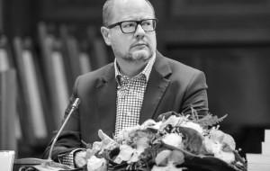 Politycy i przyjaciele żegnają zmarłego prezydenta Gdańska