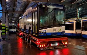 Nowe trolejbusy na ulicach Gdyni