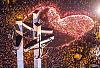 Serce z 27 tys. zniczy na pl. Solidarności