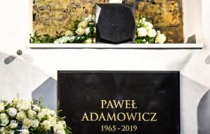 Kaplica św. Marcina - tu spoczęły prochy Pawła Adamowicza