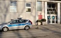 Ostrzeżenie przed bombą i ewakuacja Urzędu Miasta Gdynia
