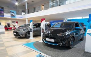 Toyota Walder zaprasza na finał wielkiej wyprzedaży