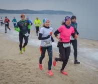 Ponad 400 biegaczy na plaży