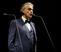 Sentymentalny koncert Andrei Bocellego w Ergo Arenie