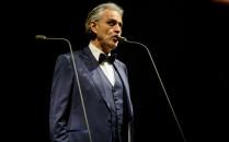 Sentymentalny koncert Andrei Bocellego w...