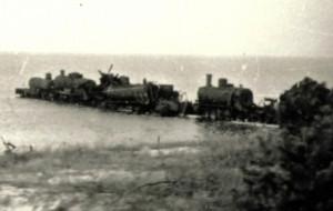 Pociągi wodne miały bronić Helu